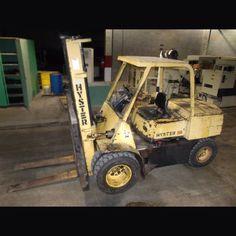 JCB 930 Forklift. Year 1997. Hours 10338. Capacity