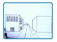 DRAW THIS #2 One Point Perspective-Linear Perspective