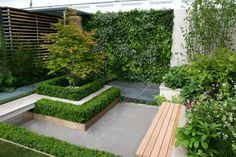 Why you should green up your walls with vertical planting