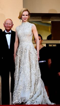 Nicole Kidman attends the red carpet for the movie Nebraska during the 66th Cannes Film Festival 2013 in France - May 23, 2013 - Photo: Runway Manhattan/Simone Comi