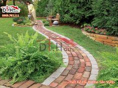Một lối đi đẹp và cá tính sẽ góp phần đem đến nét cuốn hút riêng cho mỗi khu vườn. Tùy theo diện tích, không gian, thị hiếu và gu thẩm mỹ c...