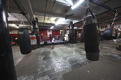 Club de boxe à #Brooklyn où ont été tournées certaines scènes des célèbres « #Rocky » avec Sylvester Stallone #NY ©Salaün Holidays