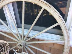 the wagon wheels