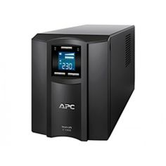 APC Smart-UPS C 1000VA LCD 230V P/N : SMC1000I Output  Output power capacity 600 Watts / 1.0 kVA Max Configurable Power (Watts) 600 Watts / 1.0 kVA Nominal Output Voltage 230V Output Voltage Distortion Less than 5% at full load Output Frequency (sync to mains) 50/60Hz +/- 3 Hz Topology Line Interactive Waveform type Sine wave Output Connections (8) IEC 320 C13 (Battery Backup)  Input  Nominal Input Voltage 230V Input frequency 50/60 Hz +/- 3 Hz (auto sensing) Input Connections IEC-320 C14…
