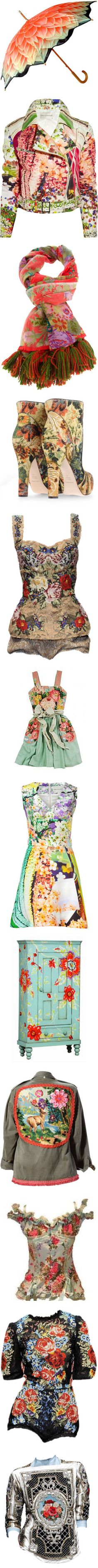 """""""fLoRaL"""" by iggy-rouvinen ❤ liked on Polyvore"""