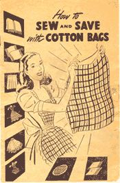Cute ! Vintage Quilts, Vintage Fabrics, Vintage Sewing, Feed Sack Bags, Feed Sacks, Vintage Tools, Vintage Crafts, Knitting Patterns, Sewing Patterns