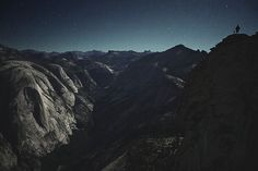 Days & nights speeding up over Yosemite.  Gorgeous video!