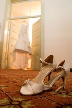 """Waiting to say """"I Do""""  The Angela Nuran Astoria Shoe"""