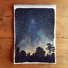Discover and share the most beautiful images from around the world – Galaxy Art Galaxy Painting, Galaxy Art, Painting Inspiration, Art Inspo, Most Beautiful Images, Amazing Art, Awesome, Painting & Drawing, Watercolor Paintings