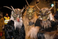 Advent in Austria: a time of reflection before Christmas - Adeeni ...Krampus