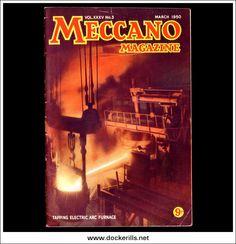 Meccano Magazine XXXV No.3 March 1950 Collectible | hobbyDB