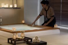 Hotel ICON's Angsana Spa by Banyan Tree