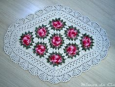 MATIN LUMINEUX: tricot et crochet