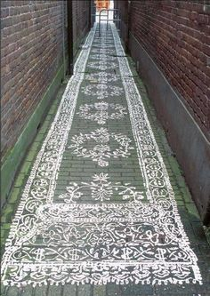 Alley idea