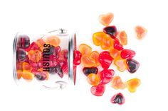 Squish Candy for everyone, simple pleasures, quality ingredients, superior flavours