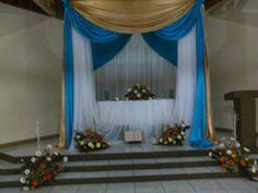 Altar a Jesús sacramentado JMVCG.