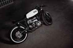 BMW R45 1978 Cafe Racer by Relic Motorcycles #motorcycles #caferacer #motos   caferacerpasion.com