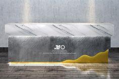bar table design by Milan Sipek