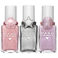 Hard Candy nail polish with the little matching ring.