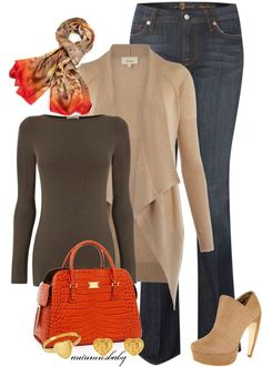 """Happy Thanksgiving, Ya'll!"" by autumnsbaby on Polyvore"