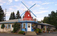 Windmill Inn Motel, Lynden, Washington