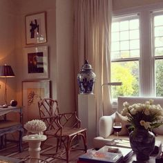 Love the series of three frames- william McLure's apartment in Highland Park, Birmingham AL