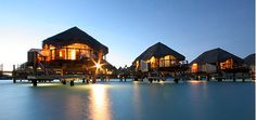 Overwater Bungalows - Bota Bora Pearl Beach Resort & SPA