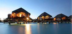 Overwater Bungalows - Bota Bora Pearl Beach Resort & SPA