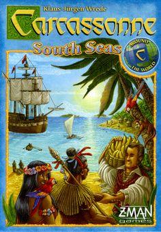 Carcassonne: South Seas | Board Game