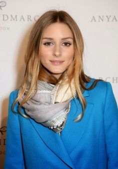London Fashion Week 2014 : Olivia Palermo At Anya Hindmarch