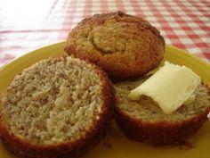 Almond flour banana bread/muffins #glutenfree #sugarfree