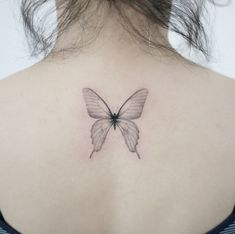 Butterfly by Tattooist Doy