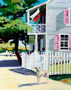 Briland Dog by artist Shari Erickson