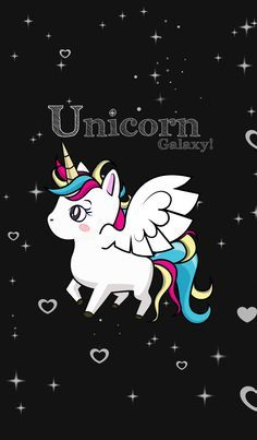Floral Unicorn Galaxy Wallpaper Androidwallpaper Iphonewallpaper