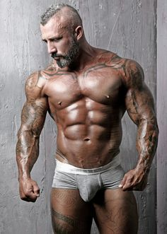 tattoos and muscles tumblr - Google Search
