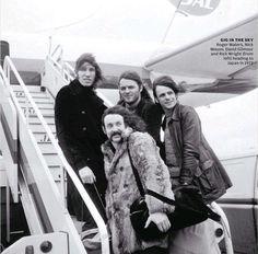 Pink Floyd en Japón 1972