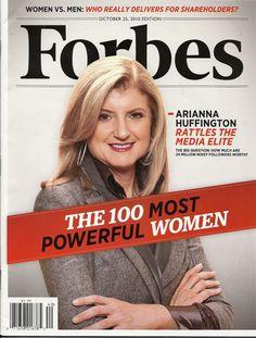 5 Characteristics Of Secure Powerhouse Women  >> World S Most Powerful Women Powerful Women Magazines And Woman