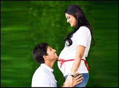 We all know that Allu Arjun's wife Sneha is pregnant and looks like, Bunny is eager waiting for his baby. Few days back, a photo of his and .