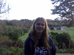 Anita at Hamilton gardens (I took th photo)