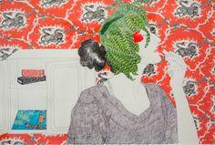 Hope Gangloff: Pintura de esquemas juveniles - Cultura Colectiva - Cultura Colectiva