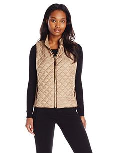 Rafaella Women's Puffer Vest ** Read more reviews of the item by visiting the link on the image.