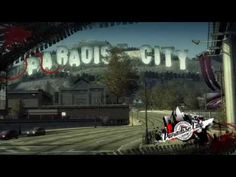 Burnout Paradise - Guns N' Roses Trailer