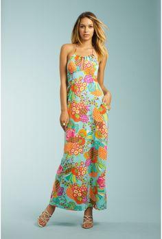 Trina Turk Tokyo Bay Long Dress