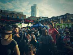 Urban Food Festival, Shoreditch