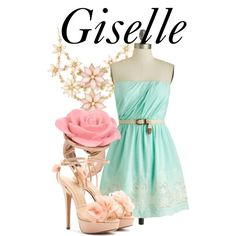 """""""Giselle"""" by bryannnne on Polyvore"""