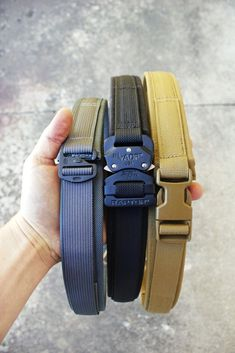 The GIBBORIM Gun Belt is a refined spin on the everyday carry gun belt. The stiff Nylon core is wrapped in CORDURA® which gives the belt an elite. Tactical Wear, Tactical Clothing, Tactical Survival, Survival Gear, Edc Belt, 3 Gun Belt, Airsoft, Battle Belt, Chest Rig