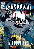 The Dark Knight series. For ages 8-12. These DC COMICS CHAPTER BOOKS feature the WORLD'S GREATEST SUPER HEROES, including BATMAN. These full color chapter books, with original art by DC illustrators will captivate young readers and give them glowing examples of bravery, loyalty, and true heroism.