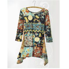 Floral Garden Tunic - Women's Clothing, Jewelry, Fashion Accessories & Gifts for Women with a Flair of the Outdoors   NorthStyle