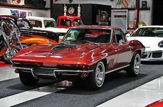 """67"""" Corvette"""