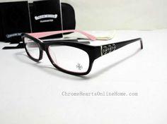 13b6b7f1d12 Chrome Hearts Eyeglasses Gittin Any Cwc Black White Wholesale Outlet  http   www.